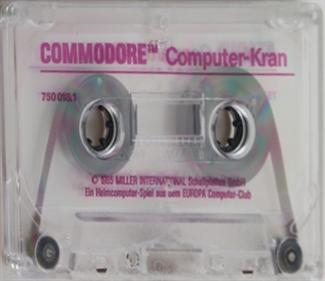 Computer Kran - Cart - Front