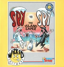 Spy vs Spy II: The Island Caper