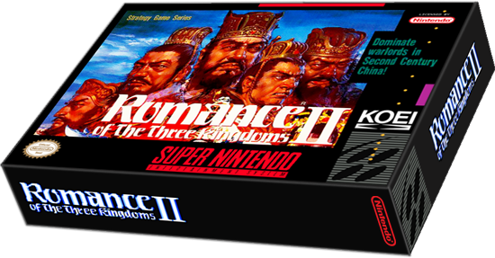 Romance of the Three Kingdoms II Details - LaunchBox Games Database