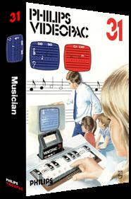 Musician - Box - 3D