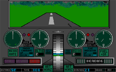 Flight Path 737 - Screenshot - Gameplay