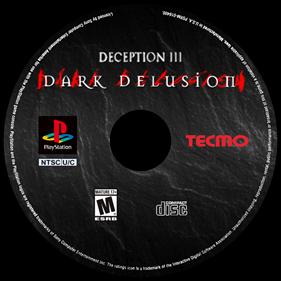 Deception III: Dark Delusion - Fanart - Disc