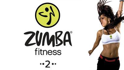 Zumba Fitness 2 - Fanart - Background