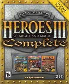 Heroes of Might and Magic III: Complete: Collector's Edition
