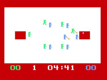 Hockey / Soccer - Screenshot - Gameplay