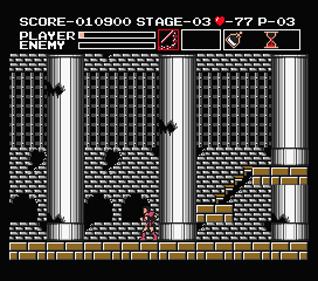 Castlevania - Screenshot - Gameplay