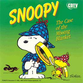 Snoopy: The Case of the Missing Blanket