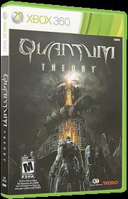 Quantum Theory - Box - 3D