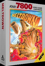 Meltdown - Box - 3D