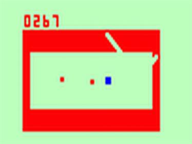 Videocart-16: Dodge-It - Screenshot - Game Title
