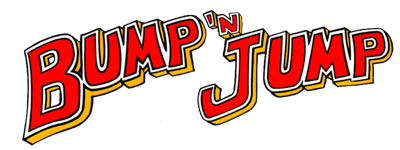 Bump 'n' Jump - Clear Logo