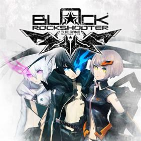 Black Rock Shooter: The Game - Box - Front