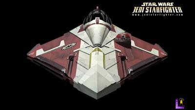 Star Wars: Jedi Starfighter - Fanart - Background