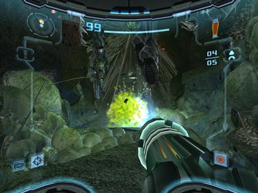 Metroid Prime 2: Echoes - Screenshot - Gameplay