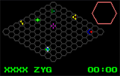 Conquest of Zow - Screenshot - Gameplay