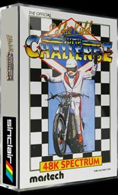 Eddie Kidd Jump Challenge - Box - 3D