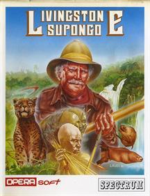 Livingstone, I Presume?