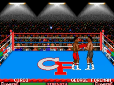 Champions Forever Boxing - Screenshot - Gameplay