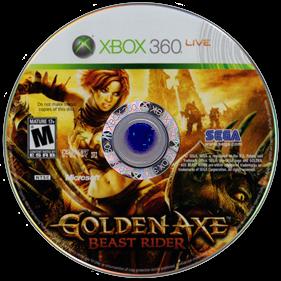 Golden Axe: Beast Rider - Disc
