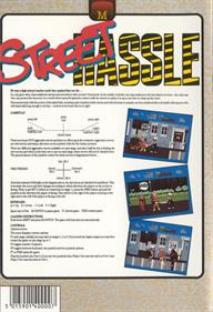 Bad Street Brawler - Box - Back