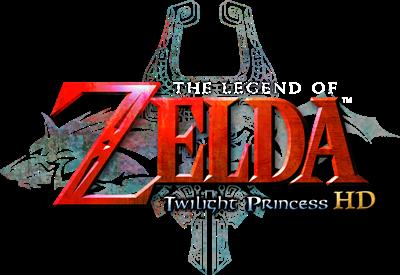 The Legend of Zelda: Twilight Princess HD - Clear Logo