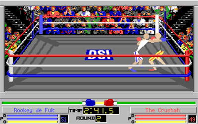 4D Sports Boxing - Screenshot - Gameplay