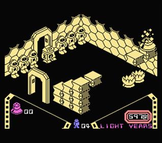 Alien 8 - Screenshot - Gameplay