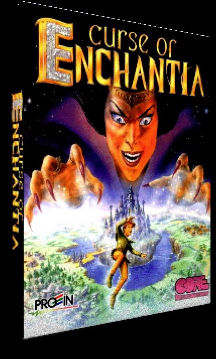 Curse of enchantia details launchbox games database for Curse of enchantia