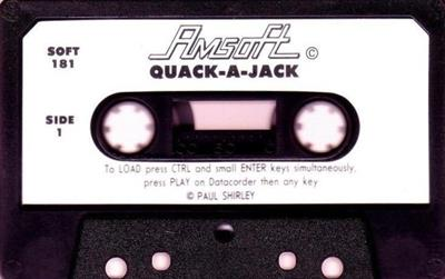 Quack a Jack  - Cart - Front