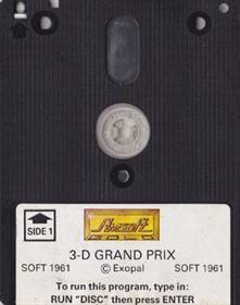 3D Grand Prix - Disc