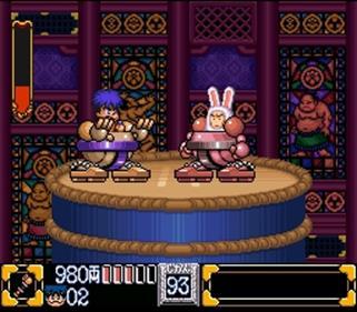 Ganbare Goemon 2: Kiteretsu Shougun Magginesu - Screenshot - Gameplay