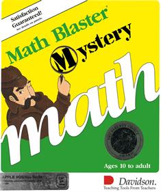 Math Blaster Mystery