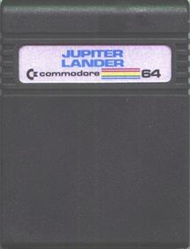 Jupiter Lander (Commodore) - Cart - Front