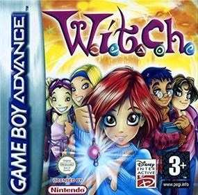 W.I.T.C.H. - Box - Front