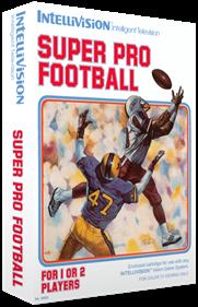 Super Pro Football - Box - 3D