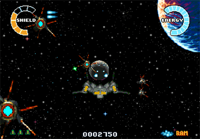 Soulstar X - Screenshot - Gameplay