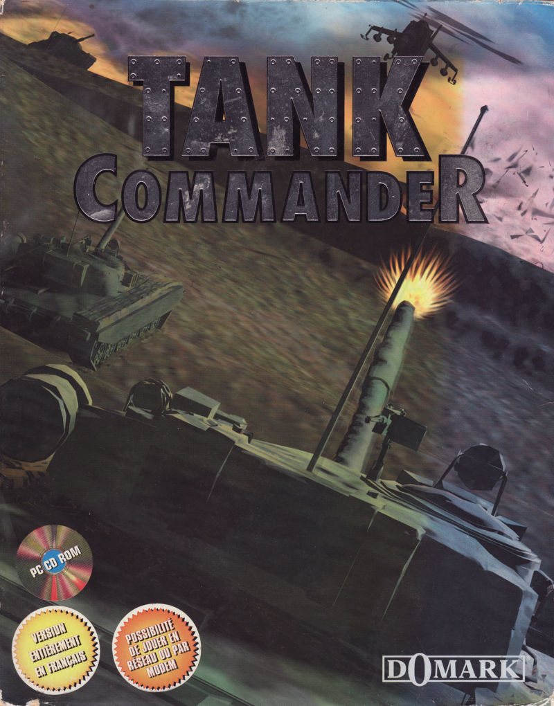 Tank Commander Details Launchbox Games Database