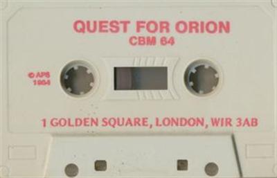 Orion Quest - Cart - Front