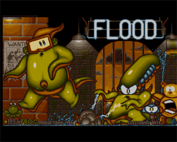 Flood - Screenshot - Game Title