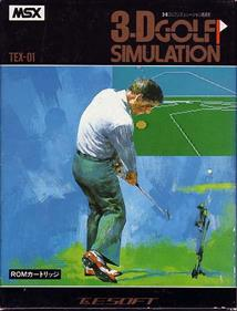 3D Golf Simulation: High-speed