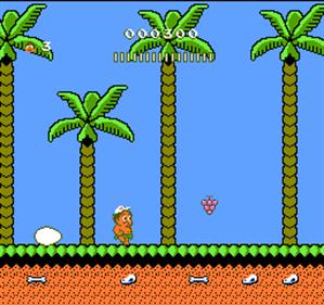 Adventure Island II - Screenshot - Gameplay