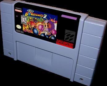 Super Bomberman 2 - Cart - 3D