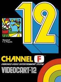 Videocart-12: Baseball