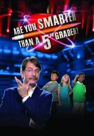 Are You Smarter Than a 5th Grader? - Fanart - Box - Front
