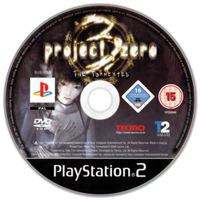 Fatal Frame III: The Tormented - Disc