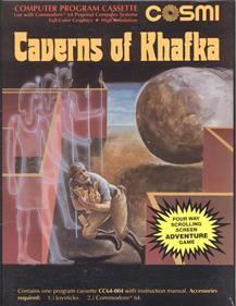 Caverns of Khafka