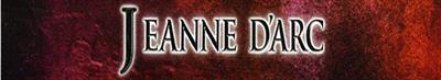 Jeanne d'Arc - Banner