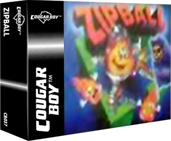 Zipball - Box - 3D