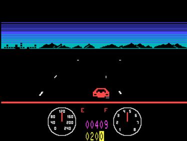 Trans American Rally - Screenshot - Gameplay