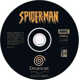 Spider-Man - Disc